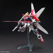 GAT-X105B-GC Build Strike Galaxy Cosmos (Gunpla) (Action Pose 2)