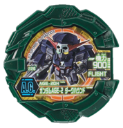 Gundam AGE-2 Dark Hound Gashacoin