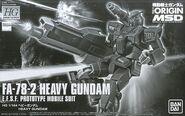 HG Heavy Gundam