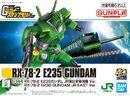 HG RX-78-2 E235 Gundam JR-East Ver
