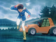 Mobile Suit Gundam Journey to Jaburo PS2 Cutscene 052 Amuro