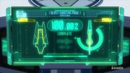PFF-X7-E3 Earthree Gundam (Ep 01) 09