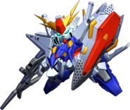 SD Gundam G Generation RE Xi Gundam