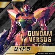 Zeydra Gundam Versus