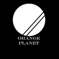 Aria orange-planet logo