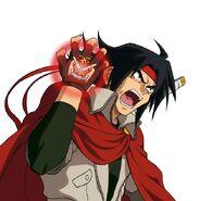 Character Profile Domon Kasshu