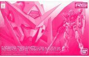 RG Gundam Exia Trans-Am Gloss Injection Ver.
