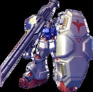 RX-78GP02A Gundam GP02 (Gundam Versus)