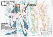 Xi Gundam - Ver Ka