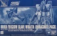 HGUC Slave Wraith (Parachute Pack)