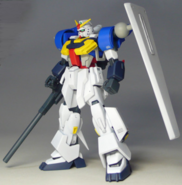 Perfect gundam 3 shiro