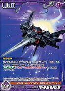 Gundam AGE-2 Dark Hound G Strider Carddass