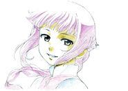 Yurin Colored Sketch