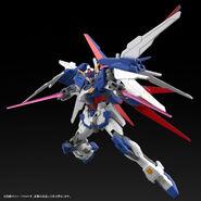 AGE-2GH Gundam AGE-2 Gazing Hound (Gunpla) (Action Pose 2)