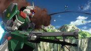 Gundam Build Divers 24 - Buster Dagger
