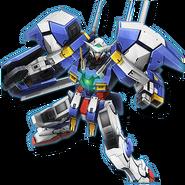 Gundam Diorama Front 3rd Gundam Avalanche Exia