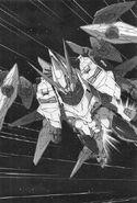 OZX-GU03CA Gundam Caster (Ch 01) 02