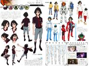Bellri Zenam Character Profile