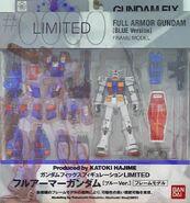 GFF 0000 FullArmorGundamFrameModelBlueVer box-front