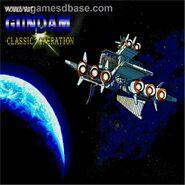 Mobile Suit Gundam Classic Operation - 1991 - Family Soft
