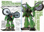 Noctiluca ZAKU Warrior Scan