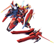 SD Gundam G Generation Cross Rays Saviour Gundam
