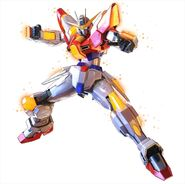 TBG-011B Try Burning Gundam (MSGEVS.2)