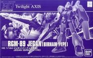 HGUC Jegan (BirnamType)