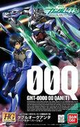 HG 00 Qan[T] (Clear Color Ver.) P-Bandai