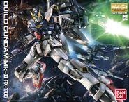 MG Build Gundam MK2 Boxart