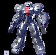 MRC-F20 Silver SUMO (Gundam Versus)
