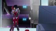 Shinn kiss Lunamaria