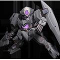 Unit as gn-x iv commander type