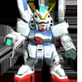 Unit as v-dash gundam