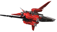AMX-107R Rebawoo Attacker CG Art 2