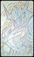 ASW-G-08 Gundam Barbatos Lupus cel concept art