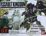 AssaultKingdom nz-666 p02-SDComicCon front