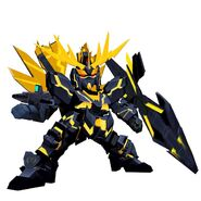 Banshee Destroy Super Robot Wars X-Ω