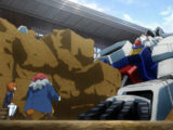 The Gundam in the Stable
