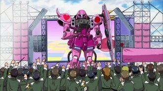 MOBILE SUIT GUNDAM SEED DESTINY HD REMASTER-Episode 19 The Hidden Truth (ENG sub)