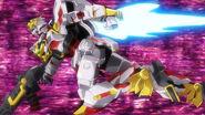 RX-Zeromaru (Second Opening) Realtype Shinobi Recolor