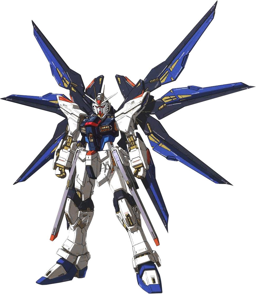 Zgmf X20a Strike Freedom Gundam The Wiki Fandom Powered Bandai Original Model Kits Sd V Sf Refined