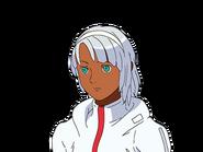 Super Gundam Royale Profile Loran Cehack Pilot