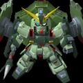 Unit a forbidden gundam