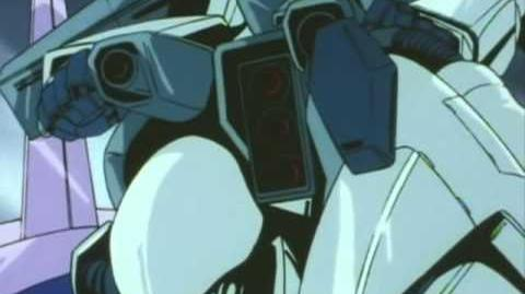 175 AMX-011 Zaku III (from Mobile Suit Gundam ZZ)