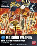 HG Matsuri Weapon