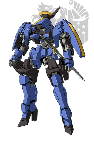 Front (Ground Type, McGillis's Unit)