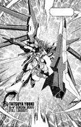 RX-93-ν2V Hi-ν Gundam Vrabe (Ep 11) 01