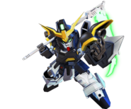 SD Gundam G Generation Cross Rays Gundam Deathscythe
