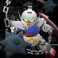 Unit sr ∀ gundam (moonlight butterfly)